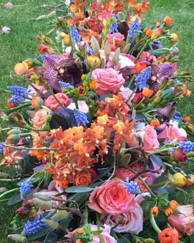 Kist bloemwerk 1